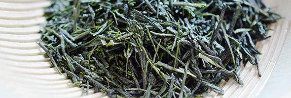 Measuring High-Quality Green Tea by Appearance