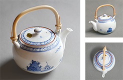 Dobin (Top-handled Teapot)