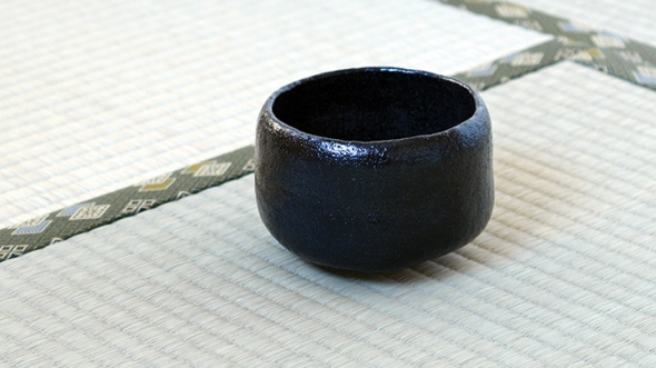 Welcome to the World of Raku Tea Bowls