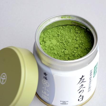 Marukyu Koyamaen Matcha Sieve Powdered Green Tea Sifter 200g Can Set