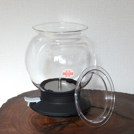 HARIO Tea Dripper LARGO Stand Set