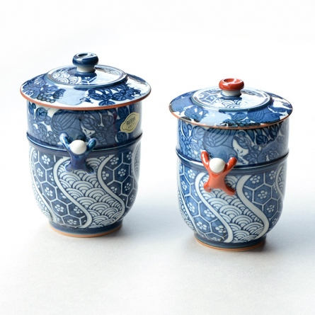 Kacho Ikkanjin Teacup Set