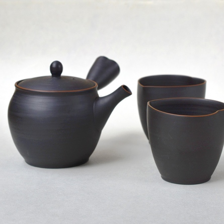Koryu Heart Tea Set