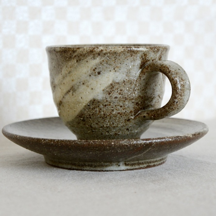 Unga Coffee Cup & Saucer