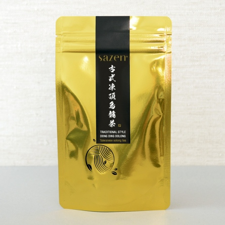Traditional Style Dong Ding Oolong