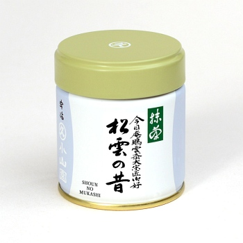 Matcha Shoun no Mukashi