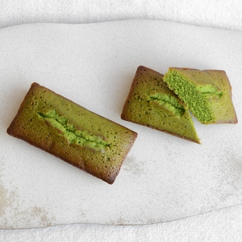 Matcha Financier