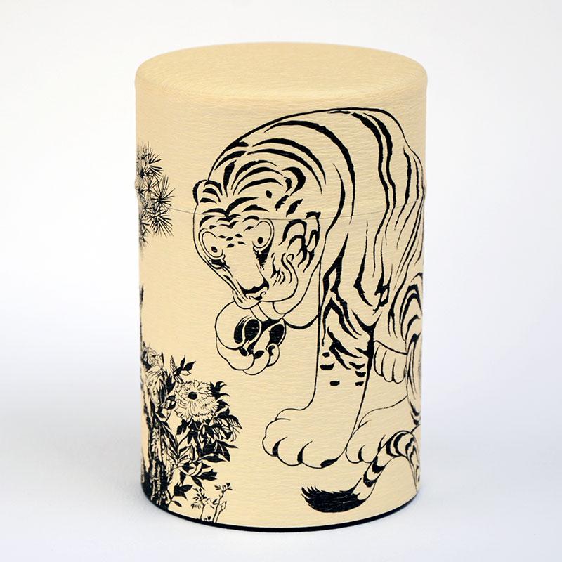 картинка тигр и чай кубки