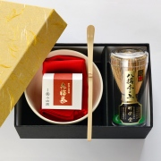 New Year's Matcha Tea Set