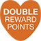 Get Double Points!